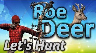 TheHunter Let's Hunt ROE DEER