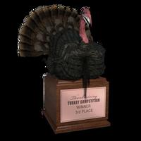 Thanksgiving bronze