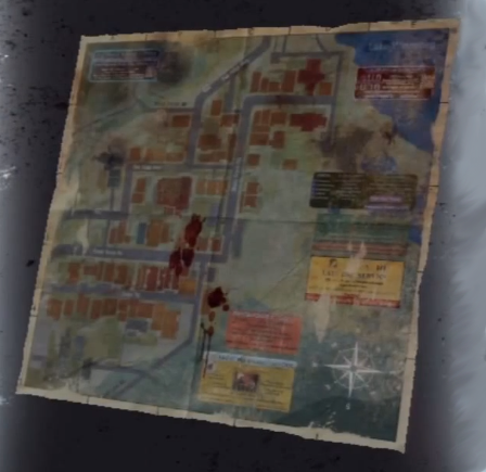 Lake Resort Map The Last Of Us Wiki FANDOM Powered By Wikia - The last of us map