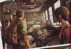 Archivo:Joel and ellie walk inside a room.jpg