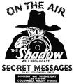 Shadow Radio Show (1934-1935)