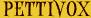 Pettivox title