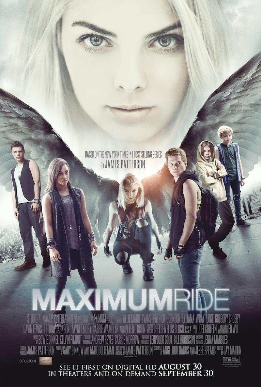 Film Maximum Ride