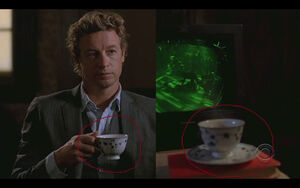 Rosalind's Tea Cup