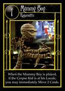 Mummy boy