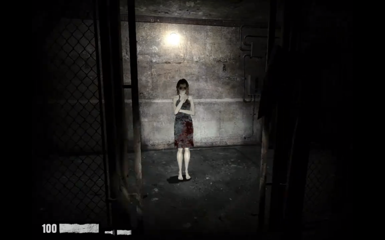 Windowsgames: half-life 2: nightmare house 2 (pcdvd/eng/rus.