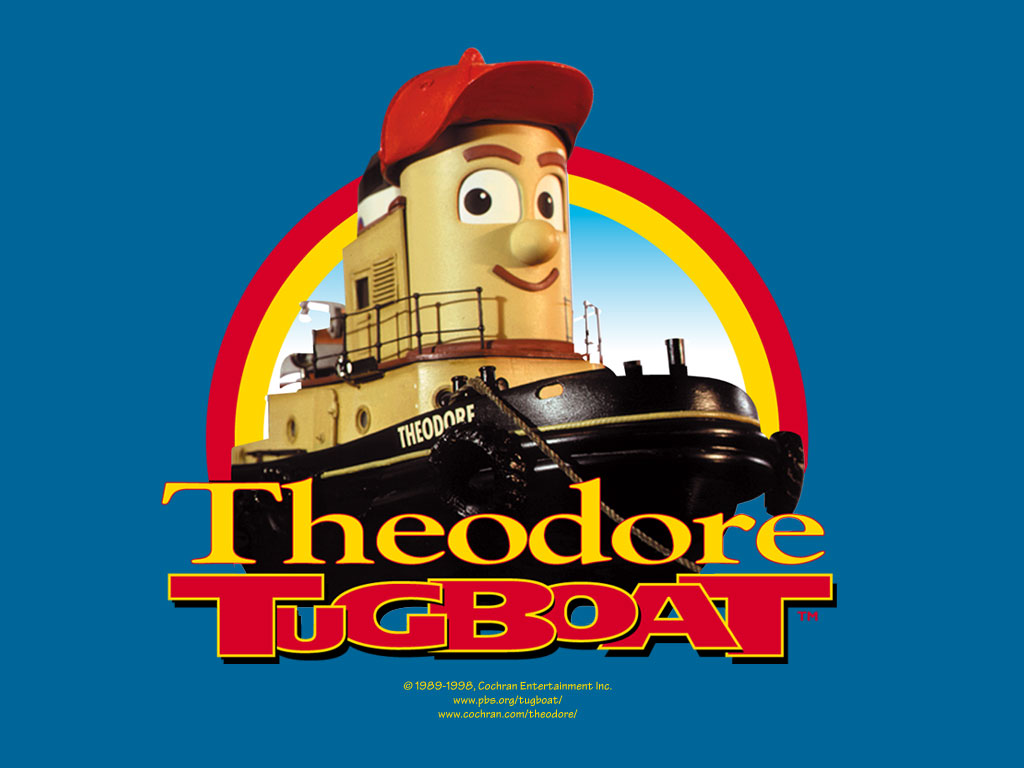 Image result for theodore tugboat