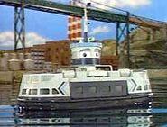 Runaway ferry