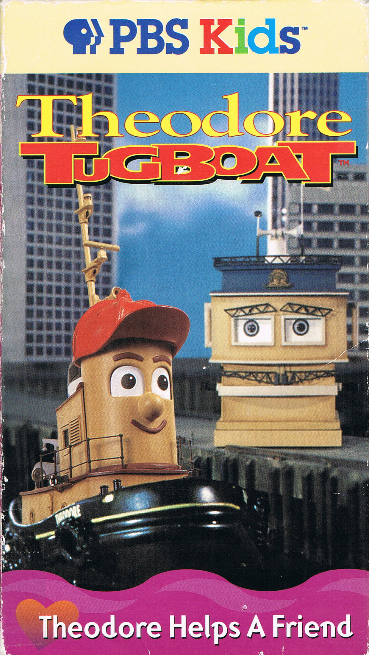 CategoryUS VHS DVD releases Theodore Tugboat Wiki