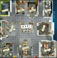 ClueTheOfficeBoard