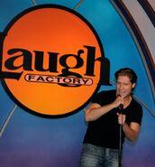 Sean Kanan at Laugh Factory