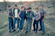 Greaser Gang 1
