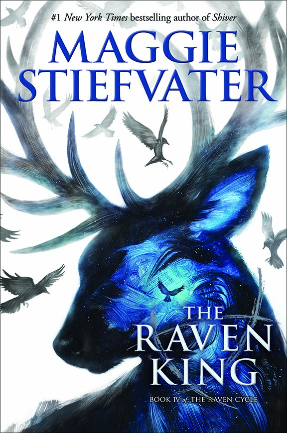 Image result for the raven king maggie stiefvater