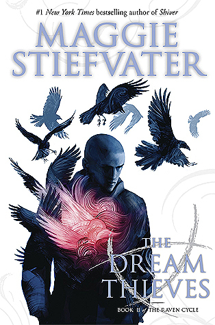 File:The Dream Thieves, US hardbound cover.jpeg