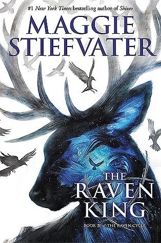 File:The Raven King, US hardbound cover.jpeg