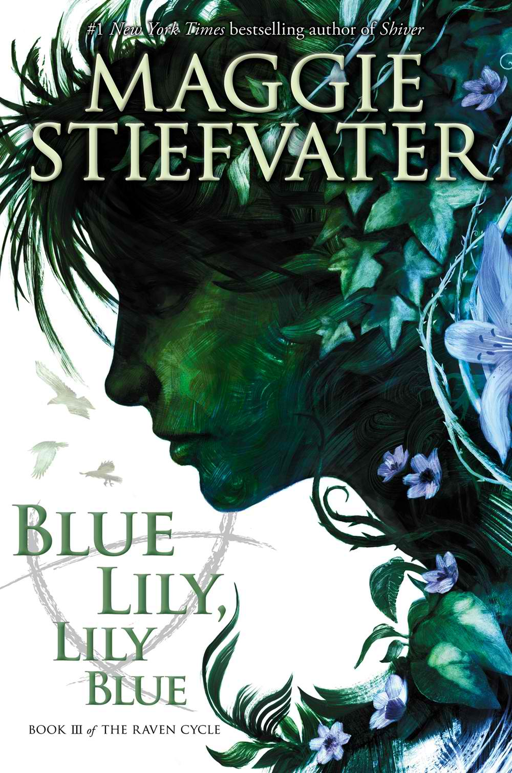 Image result for blue lily lily blue book cover