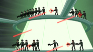M01.046 Enemy Soldiers Fighting Back