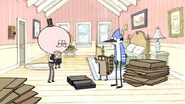 S3E04.010 Pops Introducing Percy to Mordecai and Rigby