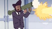 S4E36.221 Tommy Firing a Rocket Launcher