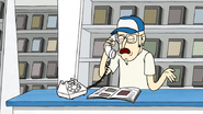 S3E34.061 Dave Telling Mordecai He won't Like the Replacement Price