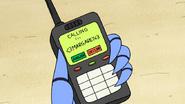 S4E12.098 Margaret Calling Mordecai