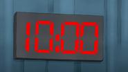 S4E34.110 Ten Minutes on the Clock