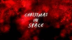 RS Christmas in Space Title Card