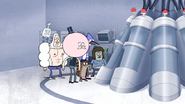 S4E36.163 The Guys are Shocked to See Party Pete