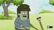 S4 e6 Muscle man with comb-over