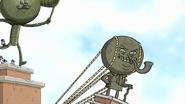 S8E27EP.038 Mr. Maellard's Statue Going Up