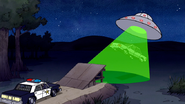 S3E34.018 Aliens Abducting the Car-Driving Dog