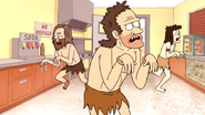 S4E17.196 The Cavemen Inside the Snack Bar