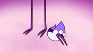 S3E04.391 So this is what it feels like to be as tall as Rigby