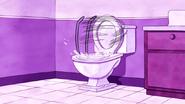 S3E04.377 Benson Flushed Down the Toilet