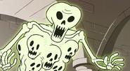 Skeleton monster 2