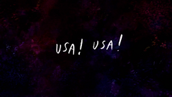 USA! USA! title card