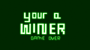 S7E06.279 Your a Winner Game Over