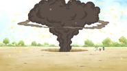 S5E19.016 The Van Exploding