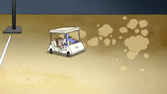 S4E24.104 The Cart Doing Donuts