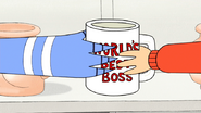 S4E33.092 Mordecai and the Other Guy Grabbing the Mug