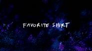 S7E29 Favorite Shirt Title Card