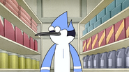 S4E33.056 Mordecai Searching for the Mug