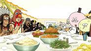 S05E12 Thanksgiving dinner2