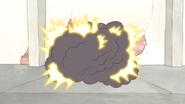S4E13.005 The Man Exploding
