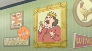 S5E10.095 Off the Wing King Portrait