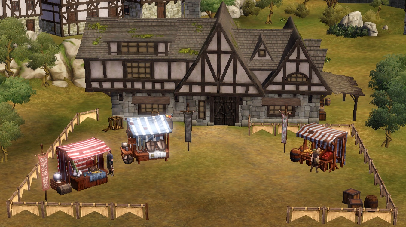 how to fix sims medieval