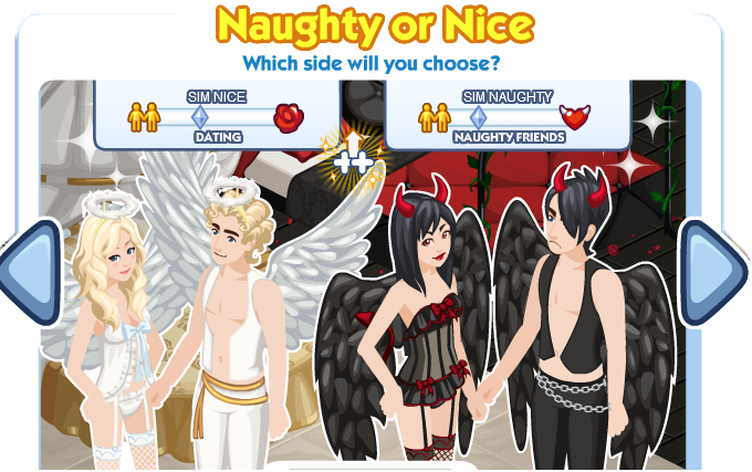 Naughty dating game questions