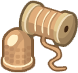 Golden Thimble (Item)