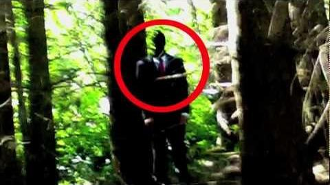 Slender Man Sighting 2012