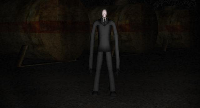 free slender man game no  3d